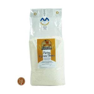 farina di grano antico tenero