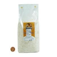 farina di grano tenero integrale 1kg.