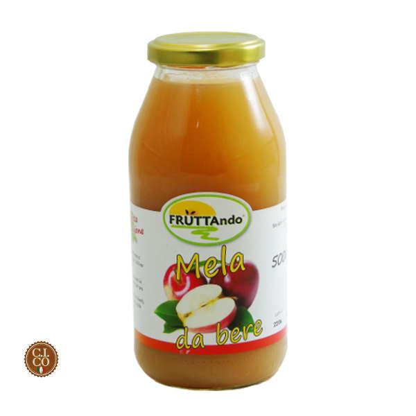 Succo di frutta alla mela vendita online cibo italiano for Frutta online